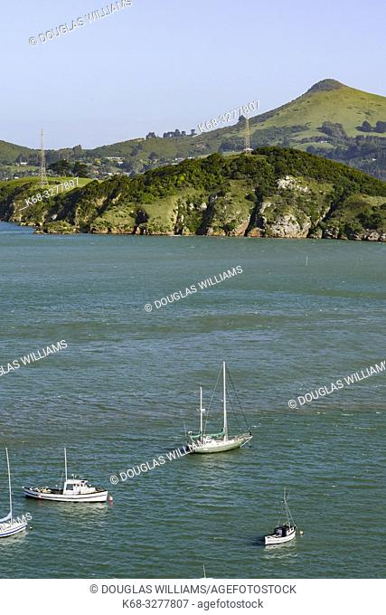 Port Chalmers, New Zealand