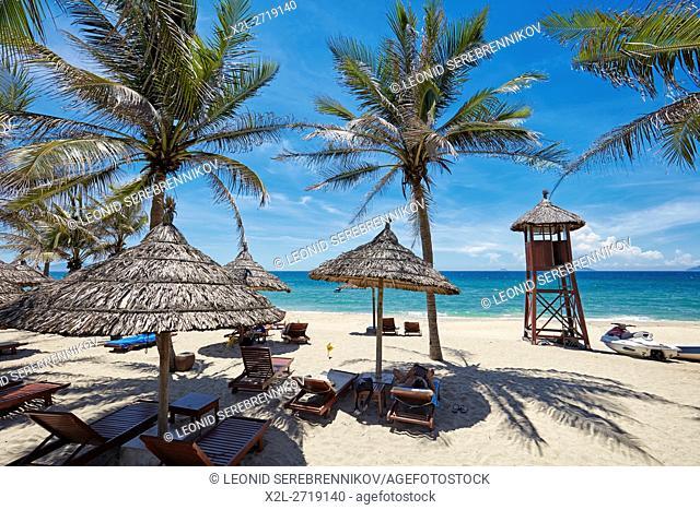 Cua Dai Beach. Hoi An, Quang Nam Province, Vietnam