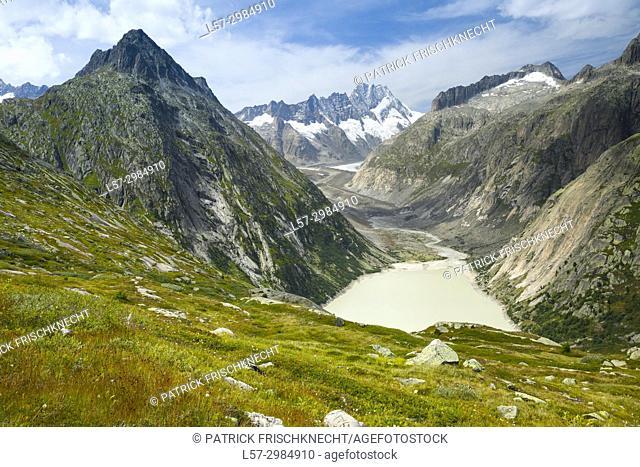Lauteraarhorn, Swiss Alps