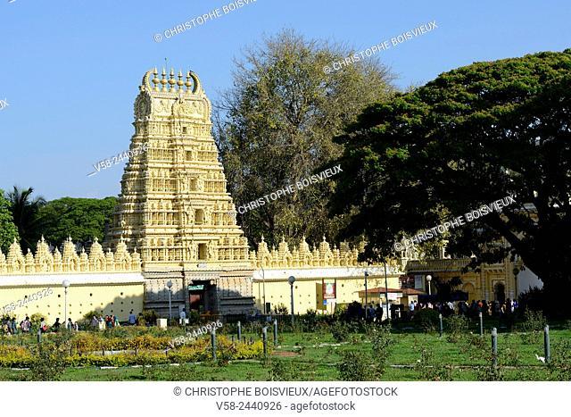 Shwetha Varahaswamy Temple, Mysore palace, Karnataka, India