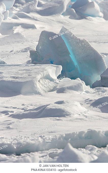 Wilhelmoya, Hinlopenstretet, Hinlopen Strait, Nordaustlandet, Spitsbergen, Svalbard, Europe