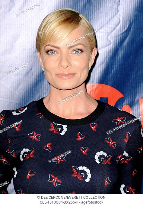 Jaime Pressly at arrivals for TCA Summer Press Tour: CBS, The Beverly Hilton Hotel, Beverly Hills, CA August 10, 2015. Photo By: Dee Cercone/Everett Collection