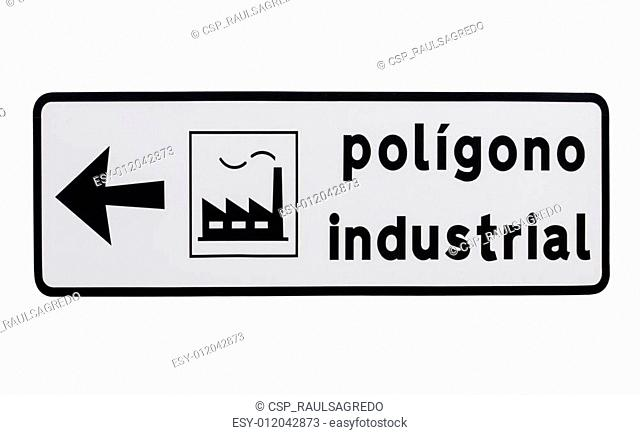 Se?al poligono industrial