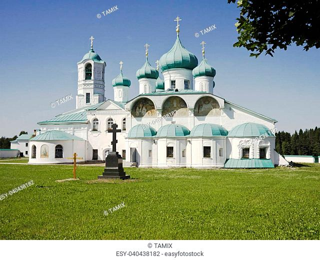 Holy Trinity Monastery of Svirsky the Transfiguration Cathedral