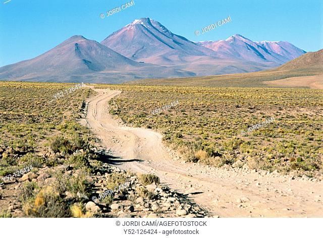 Los Andes, Southwestern Bolivia