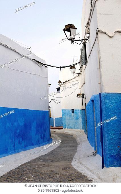 Kasba des Oudaïa, Rabat, Morocco