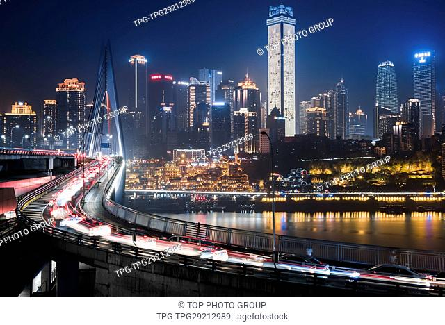 night of Chongqing
