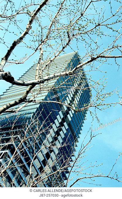 Torre Mapfre. Barcelona. Spain
