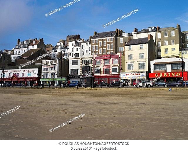 South Bay SCARBOROUGH NORTH YORKSHIRE Seaside town Scarborough