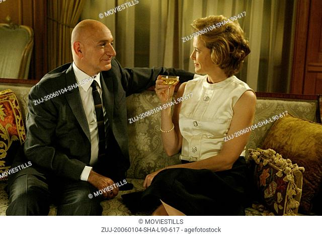 Jan 04, 2006; Los Angeles, CA, USA; Actors BEN KINGSLEY and ANNETTE BENING star in Mrs Harris directed by Phyllis Nagy released September 16th 2005