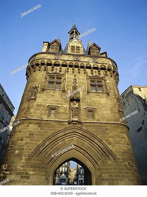 Cailhau Gate, Bordeaux, Bordeaux, France