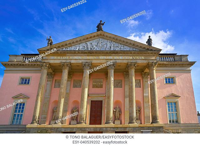 Berlin Staatsoper Opera building in Germany