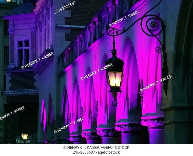 """17 November World Prematurity Day (DzieŠ"""" Wczesniaka) in Krakow, Poland"""