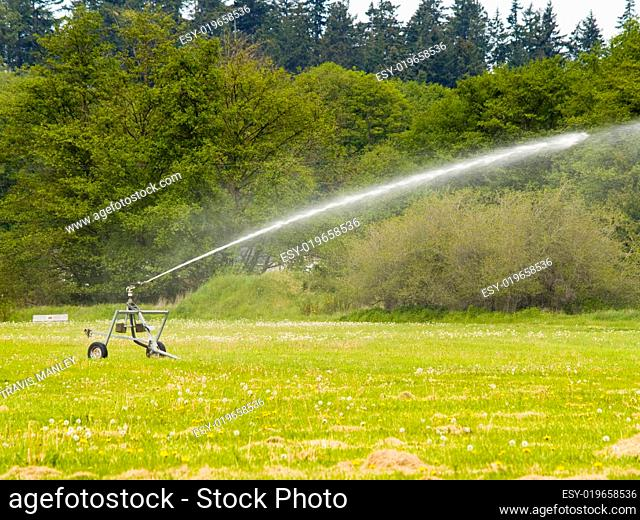 Farming Sprinkler