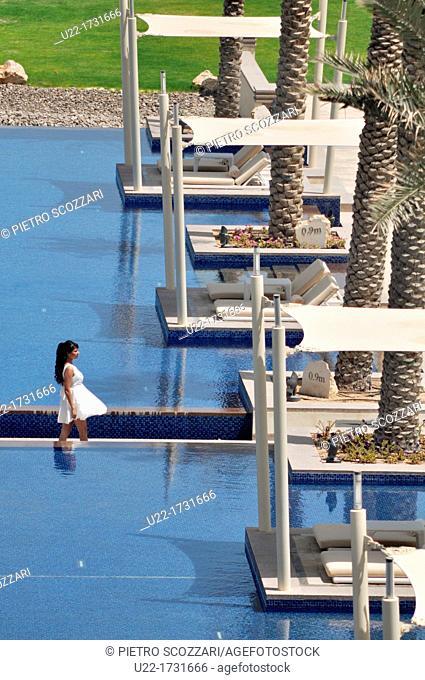 Abu Dhabi, United Arab Emirates: Hotel Park Hyatt Abu Dhabi, at Saadiyat Island