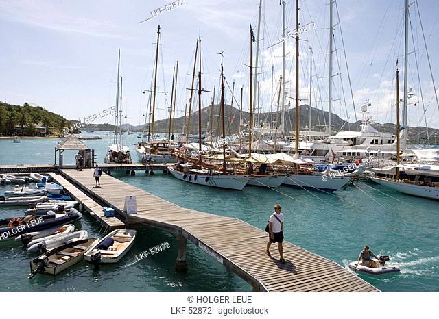 Antigua Yacht Club Marina, Falmouth Harbour, Antigua