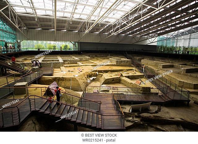 Chengdu Jinsha Ruins