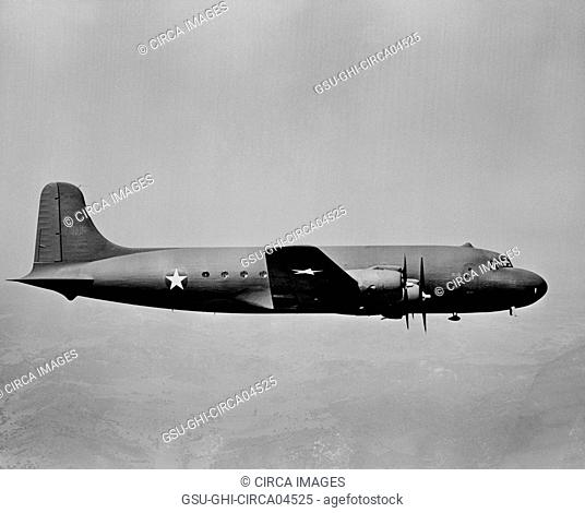 Grumman U.S. Navy Torpedo Bomber, The Avenger, In-Flight, USA, Office of War Information, 1940's
