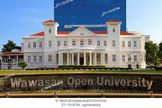 Malaysia, Penang, Georgetown, Wawasan Open University
