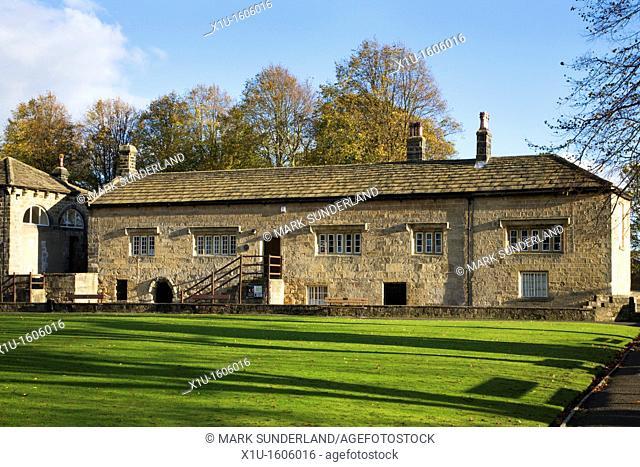 The Courthouse Museum Knaresborough North Yorkshire England