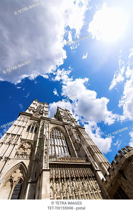 UK, London, Westminster Abbey