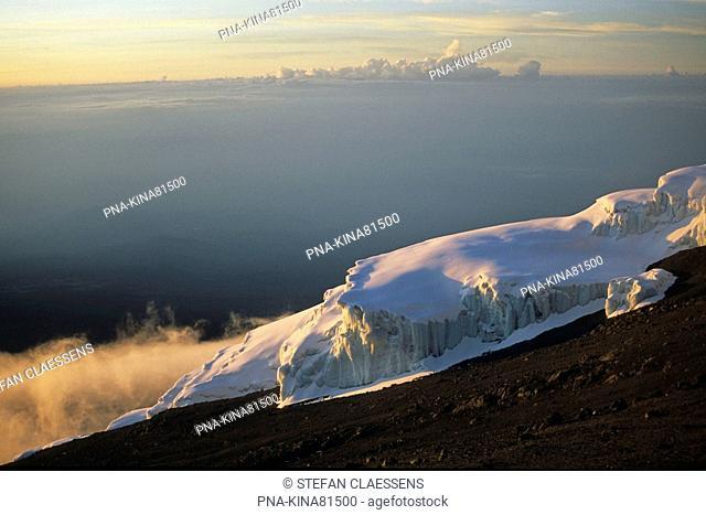 Kilimanjaro, kibo peak, Tanzania, Africa
