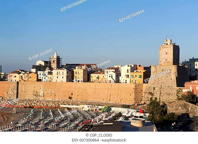 Termoli (Campobasso, Molise, Italy) - Old town and beach