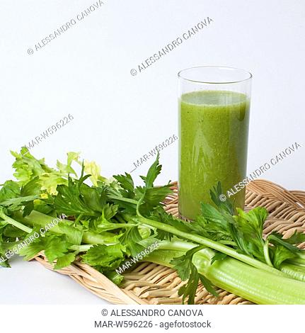 celery smoothie