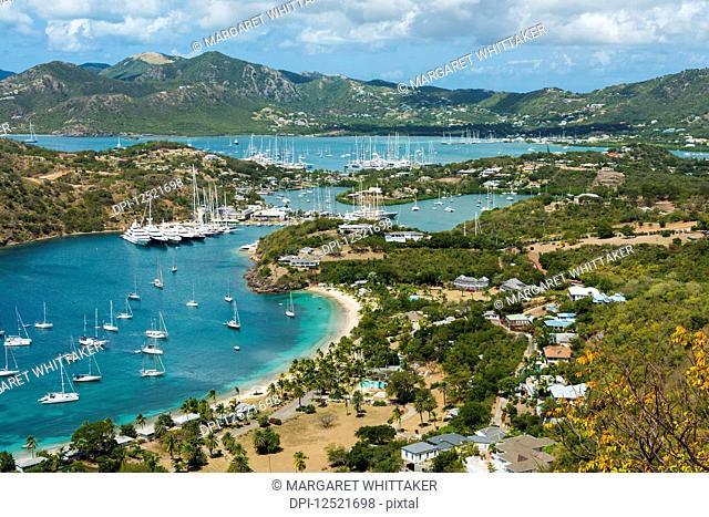 English Harbour; Shirley Heights, Antigua and Barbuda