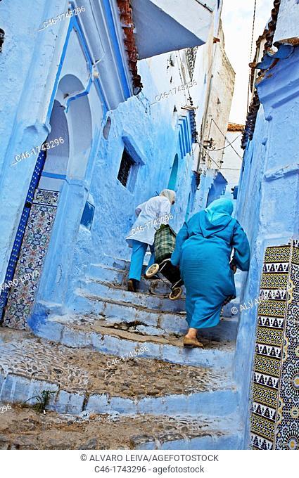 Chechaouen  Rif region, Morocco