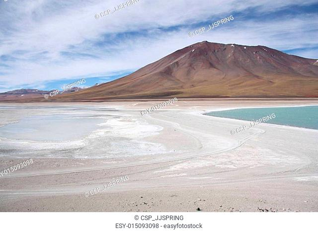Licancabur Volcano, Atacama desert