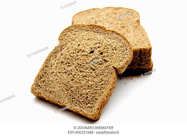 Fresh wholemeal toast