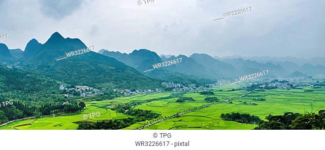 Guizhou landscape;Guizhou;China