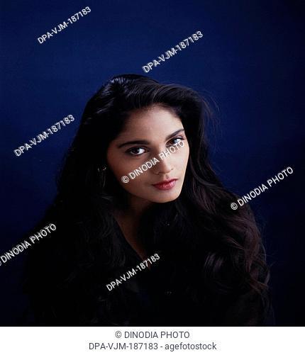 1989, Portrait of Anu Aggarwal