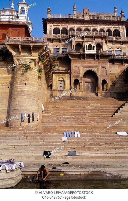 Ramnagar Fort, Varanasi. Uttar Pradesh, India
