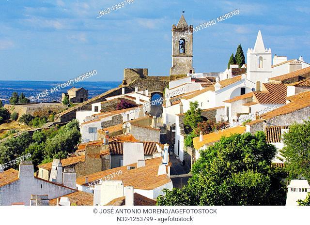 Monsaraz, Evora district, Alentejo, Portugal, Europe