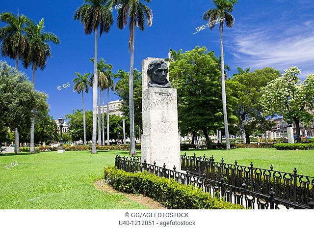 Cuba, Havana Vieja, Lincoln Monument