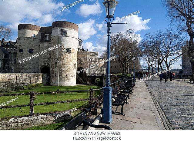 Tower of London, 2011. Creator: Ethel Davies