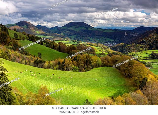 Naturpark Thal, Ramiswil, Solothurn canton, Switzerland