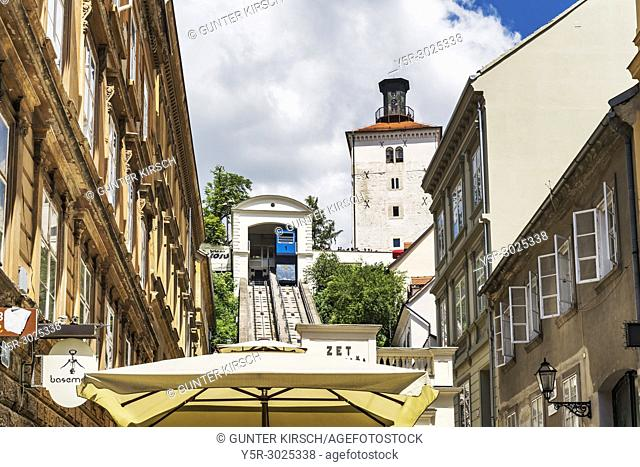 The Zagreb funicular is one of the shortest public transport funiculars in the world, with 30,5 meters in altitude to 66 meters length