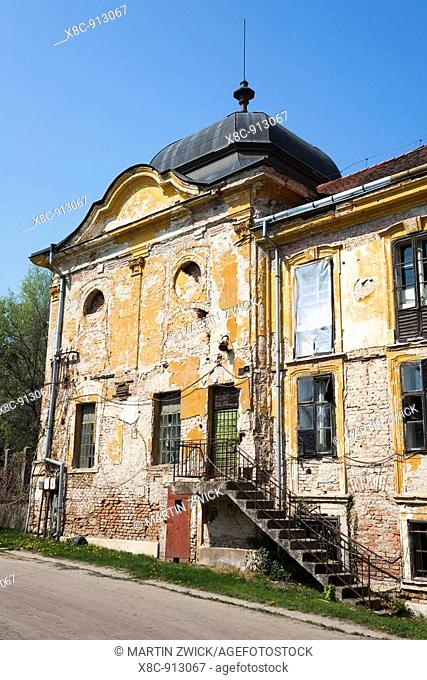 The Royal Palace of Goedoelloe, Hungary, is considered to be the most important baroque palace in Hungary   Buildt by Count Antal Grassalkovich 1694-1771 it was...