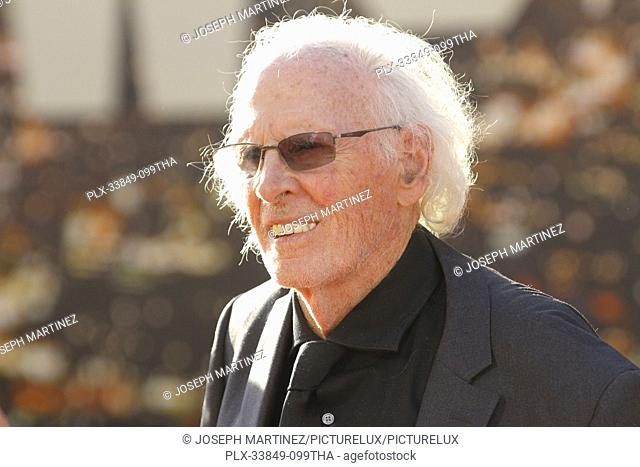 """Bruce Dern at Sony Pictures' """"""""Once Upon a Time...in Hollywood"""""""" World Premiere held at the TCL Chinese Theatre, Los Angeles, USA, July 22, 2019"""