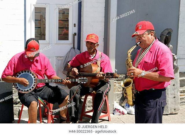 south africa cape town,Victoria & Albert Waterfront, Jazz band