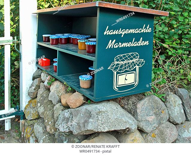 Home Made Jam, Germany