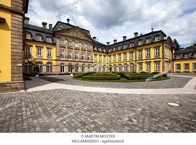 Germany, Hesse, View of Royal Palace