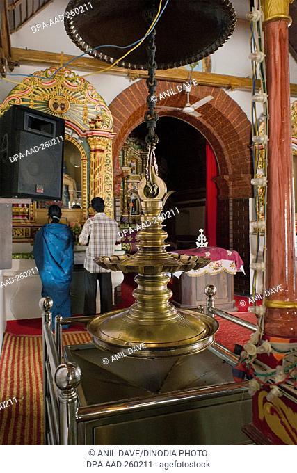 syro Malabar catholic church, changanassery, kerala, India, Asia