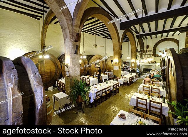 celler Can Ripoll, Inca, Mallorca, balearic islands, spain, europe