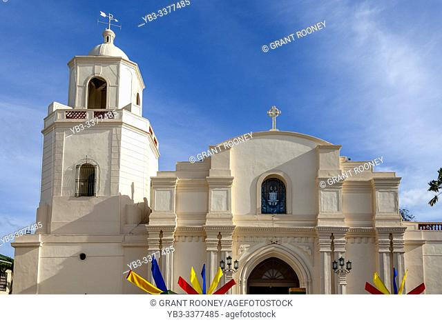 The Cathedral Parish of St John The Baptist, Kalibo, Panay Island, Aklan Province, Western Visayas, The Philippines
