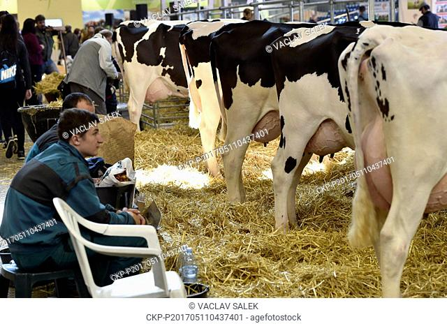 National exhibition of farm animals, animal production fair Animal Tech, national gamekeeping exhibition and fair of sustainable life in countryside NATUR EXPO...