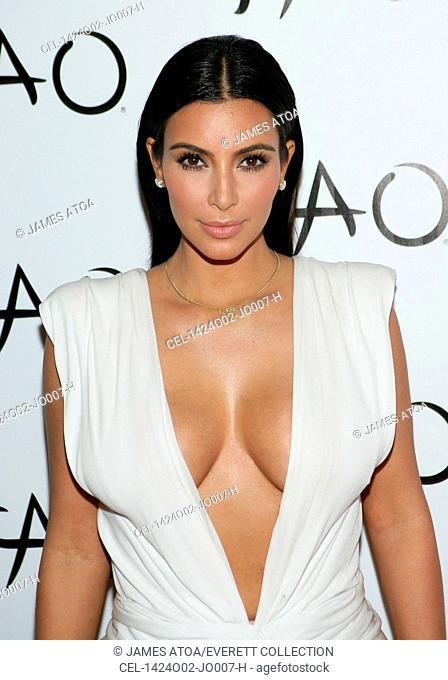 Kim Kardashian at arrivals for Kim Kardashian 34th Birthday Party at TAO Nightclub, The Venetian Resort Hotel Casino, Las Vegas, NV October 24, 2014